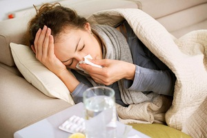 Симптомы воспаления лёгких у взрослого человека