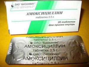 Простудные заболевания и антибиотики