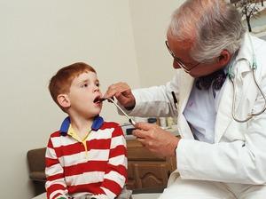 Как лечат ларингит у детей
