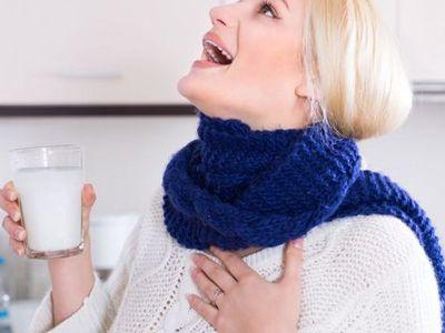 Полоскание горла при фарингите - Чем полоскать горло при фарингите