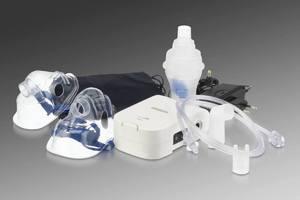 Ингалятор-небулайзер для лечения бронхов