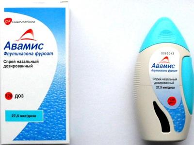 дешевые капли в нос от аллергии