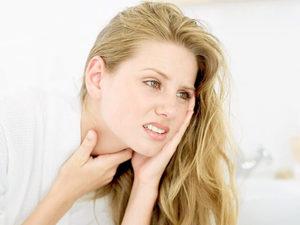 Особенности ощущений комка в горле