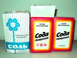 Сода в борьбе с женской молочницей
