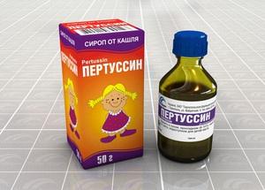 Состав и свойства Пертуссина сиропа от кашля