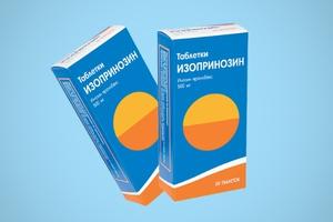 Описание препарата изопринозим