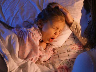Средство от приступов кашля ночью