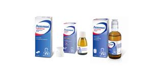Характерное описание лекарственного препарата Лазолвана