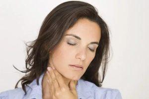 Медикаментозное лечение горла
