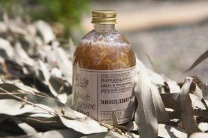 Использование эвкалипта для лечения ОРВИ