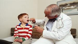 Симптомы видов ангины у детей