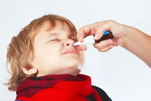 Описание способов лечения синусита у детей