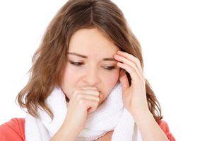 Лечение кашеля в домашних условиях