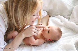 Не дышит нос у младенца