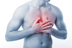 Почему жжет в груди