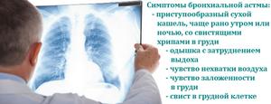 Форма бронхиальной астмы
