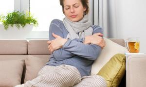 В жар без температуры бросает при беременности