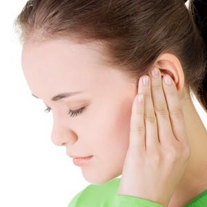 Припухлость козелка на ушной раковине