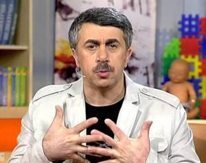 Доктор Комаровский о лечении насморка у ребенка Протарголом