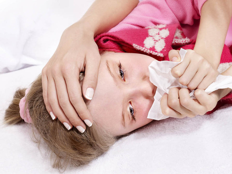 Ребёнок кашляет по ночам а днём нет как лечить